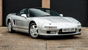 Honda NSX - Enhancement Detail