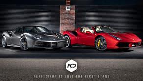 Ferrari 488 GTB Spiders - Xpel Paint Protection Film