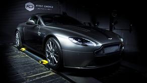 Aston Martin Vantage AMR - Xpel Paint Protection Film