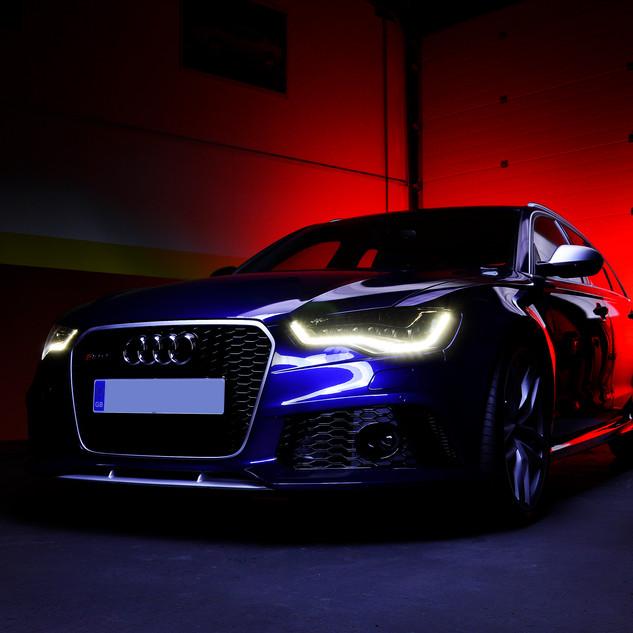 Audi RS6 - Swissvax Detail