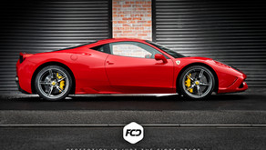 Ferrari 458 Speciale - Xpel Paint Protection Film