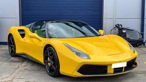 Ferrari 488 - Revist for additional PPF