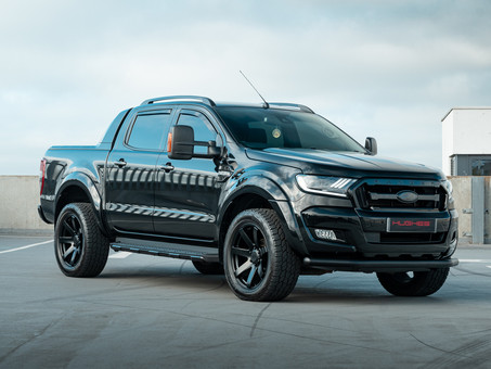 Ford Ranger 2017 (17 reg)