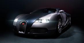 Bugatti Veyron 16.4 - XPEL Paint Protection Film