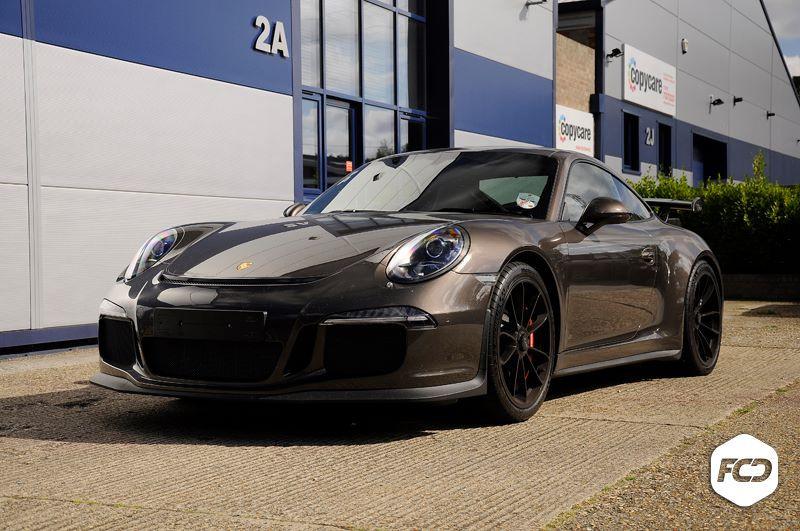 Porsche GT3 Brown FCD