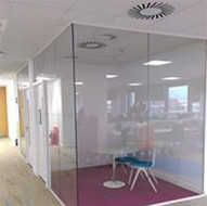 British Gas Cardiff Office fit Out