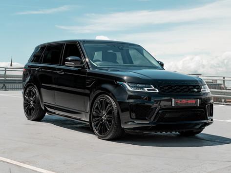 Land Rover Range Rover Sport 2018 (67 reg)