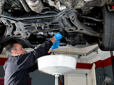 What is a service for your car?