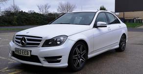 Mercedes-Benz C Class - Decontamination Wash/Bespoke Detail
