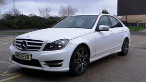 Mercedes-Benz C Class - Enhancement  Detail