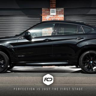 BMW X6 - Enhancment Detail
