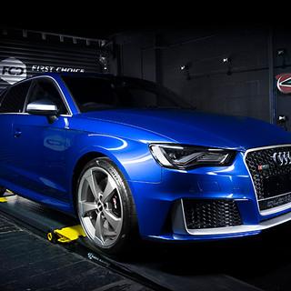 Audi RS3 - New Car Prep