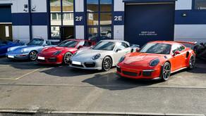 Porsche 911 - Full XPEL PPF