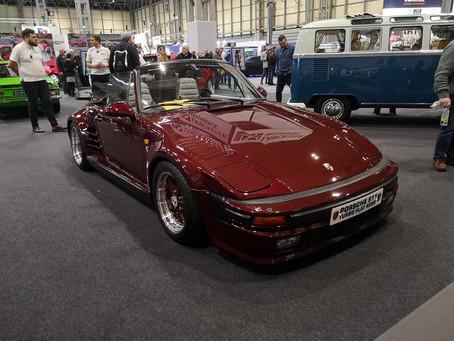 The Classic Car Show at the NEC Birmingham