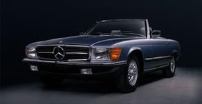 Mercedes-Benz 280SL - Enhancement Detail and Gtechniq Crystal Serum