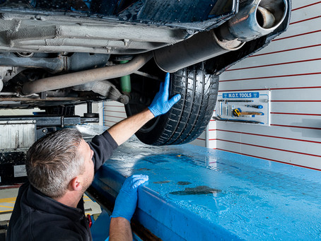 Getting Ready for Your MOT
