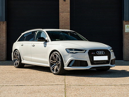 Audi RS6 (65) Coming Soon