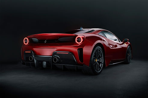 Ferrari 488 Pista Red Rear.jpg
