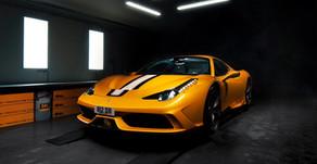 RE-VISITED Ferrari 458 Speciale Aperta - Xpel Paint Protection Film