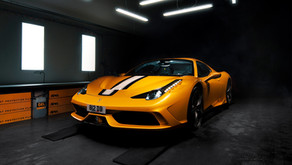 RE-VISITED Ferrari 458 Speciale Aperta - Xpel Paint Protection Film