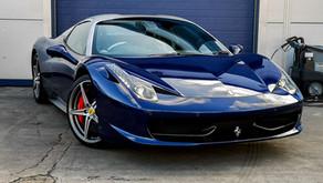 Ferrari 458 - Full XPEL PPF