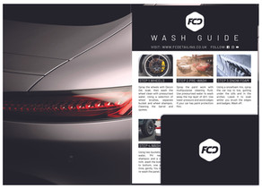 Design - FCD - Pamphlet and wash guide
