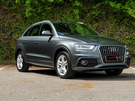 Audi Q3 2014 (14 reg)