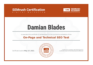 On-Page and Technical SEO