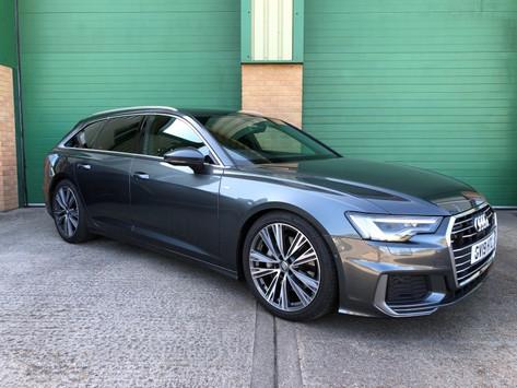 Audi A6 Avant 3.0 TDI V6 50 S Line Avant Tiptronic Quattro (S/S) 5dr Vat Q