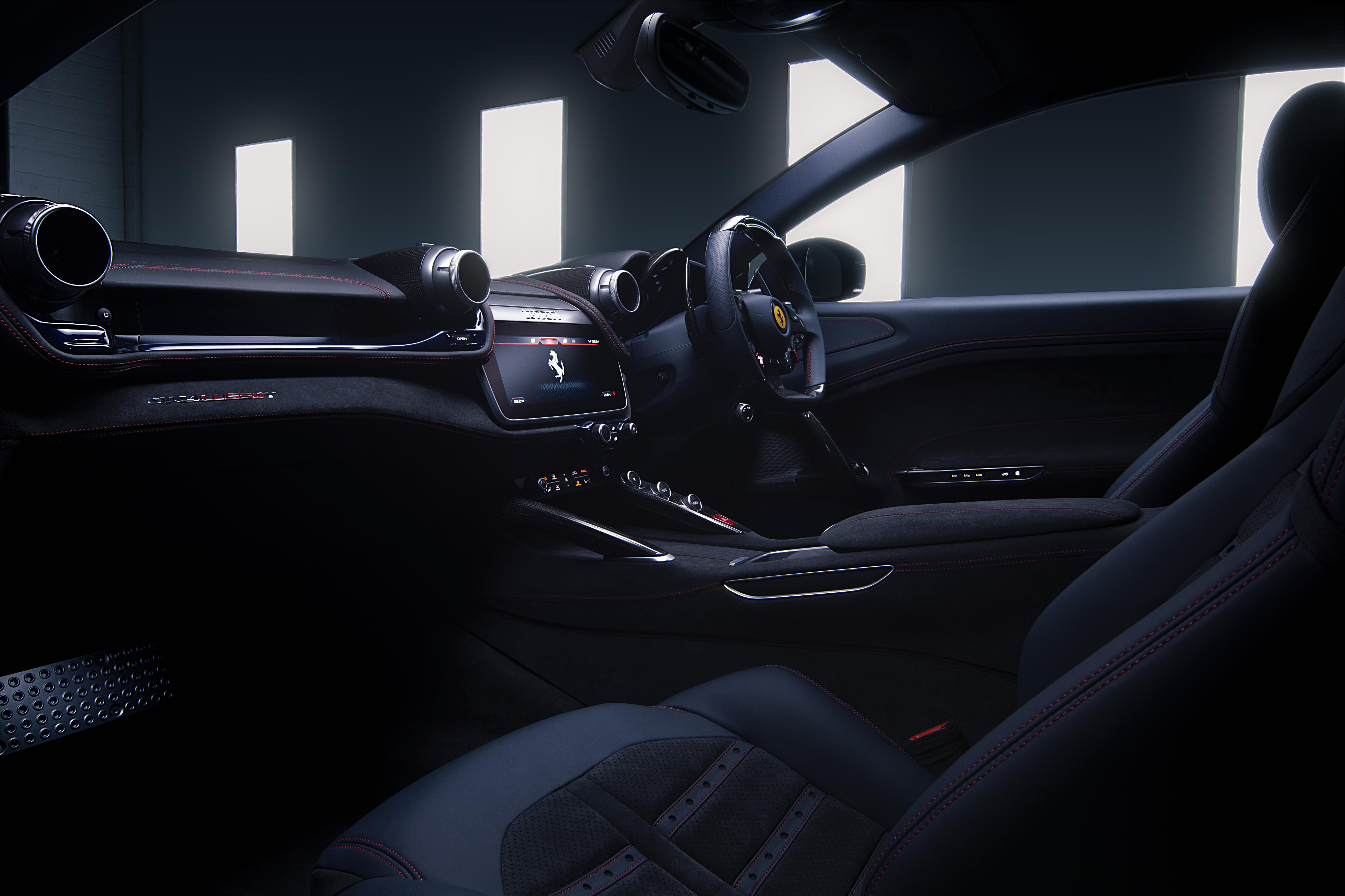 Ferrari GTC Lusso