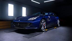 RE-VISITED: LeMans Blu Ferrari GTC Lusso V8 - XPEL Paint Protection Film