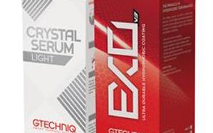 gtechniq crystal serum light and exo v4.