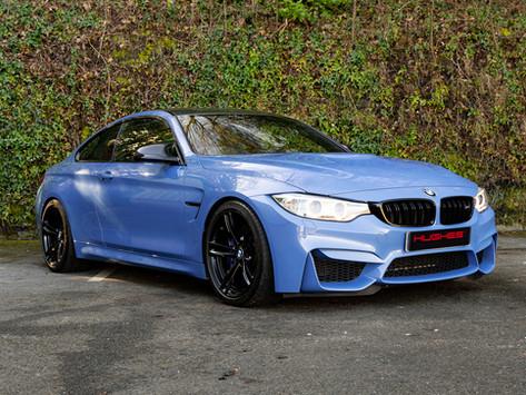 BMW M4 2014 (64 reg)