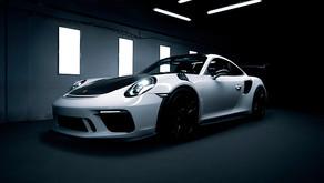 Porsche GT3 RS Weissach Edition - Xpel PPF