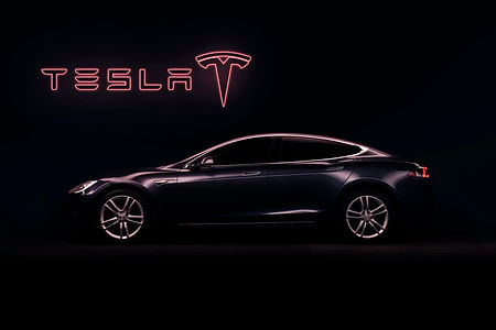 Tesla Model S R Symons