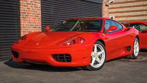 Ferrari 360 - XPEL Paint Protection Film