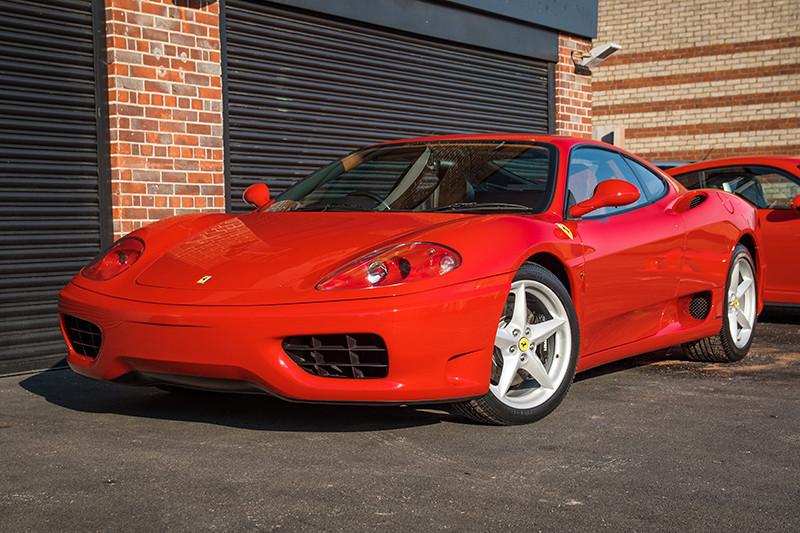 Ferrari 360 Xpel PPF