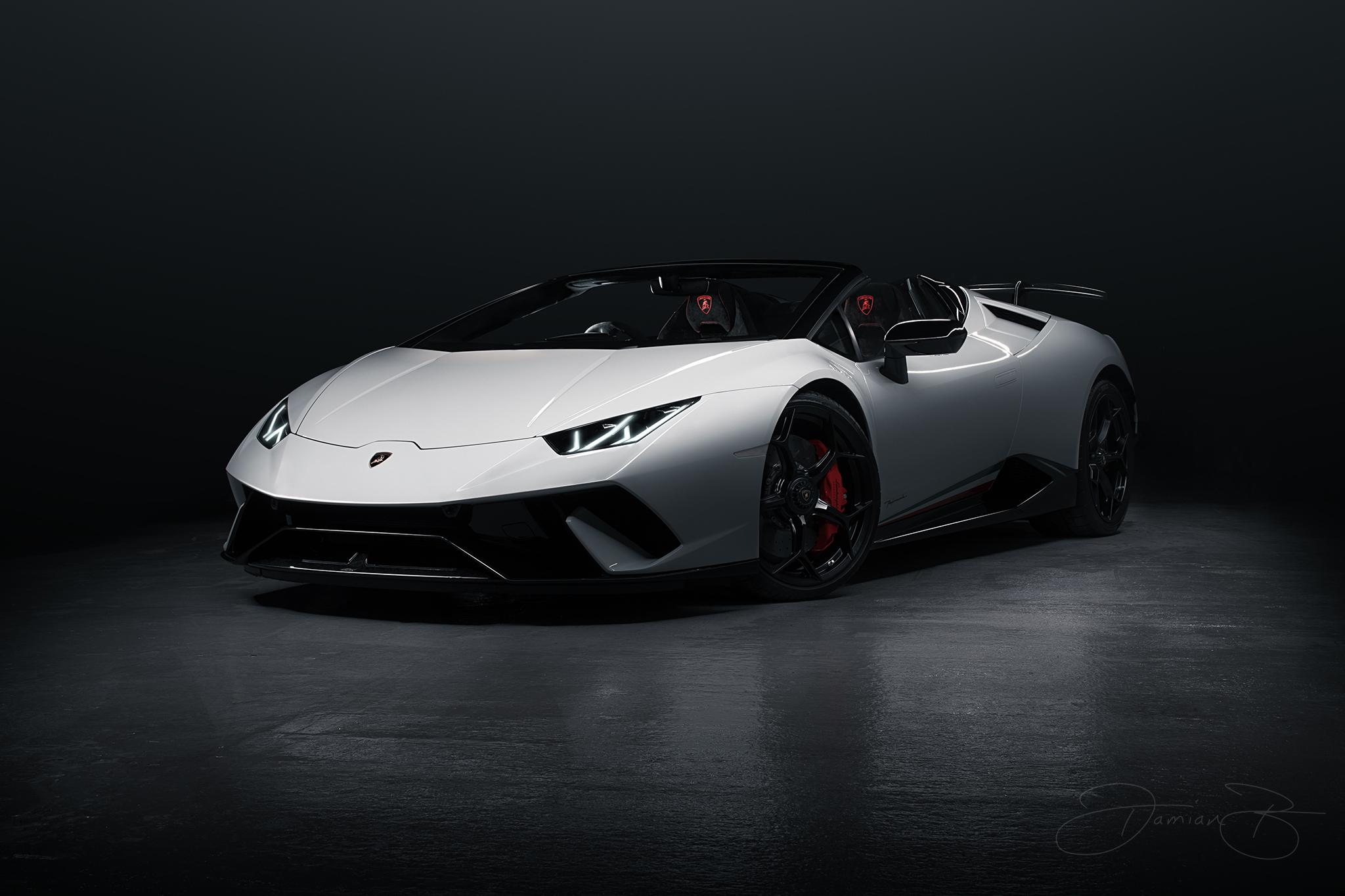 Lamborghini Huracan Spyder Perfromante 2