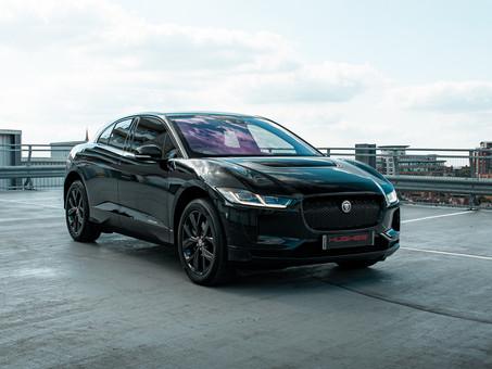 Jaguar I-Pace 2018 (68 reg)