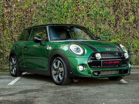 MINI Hatch 2.0 Cooper S 60 Years Edition Steptronic (s/s) 3dr