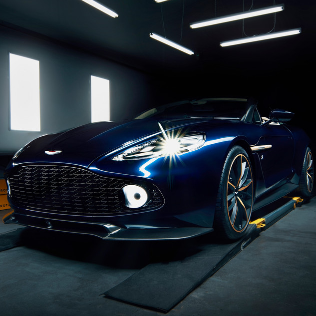 Aston Martin Zagato - PPF