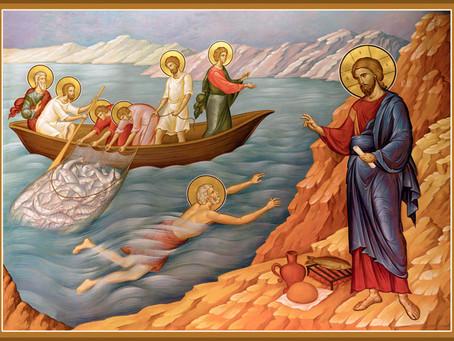 4th Week of Resurrection