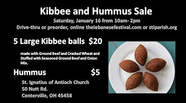 Kibbee and Hummus sale.jpg