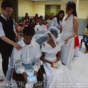 Mass Wedding