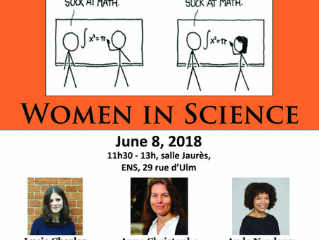 """""""Women in Science"""" Panel Discussion"""