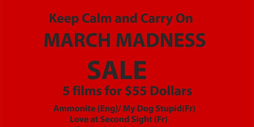 5 Films for $55