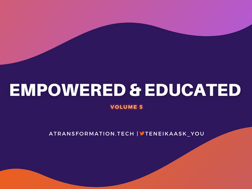 Empowered and Educated - Vol. 5
