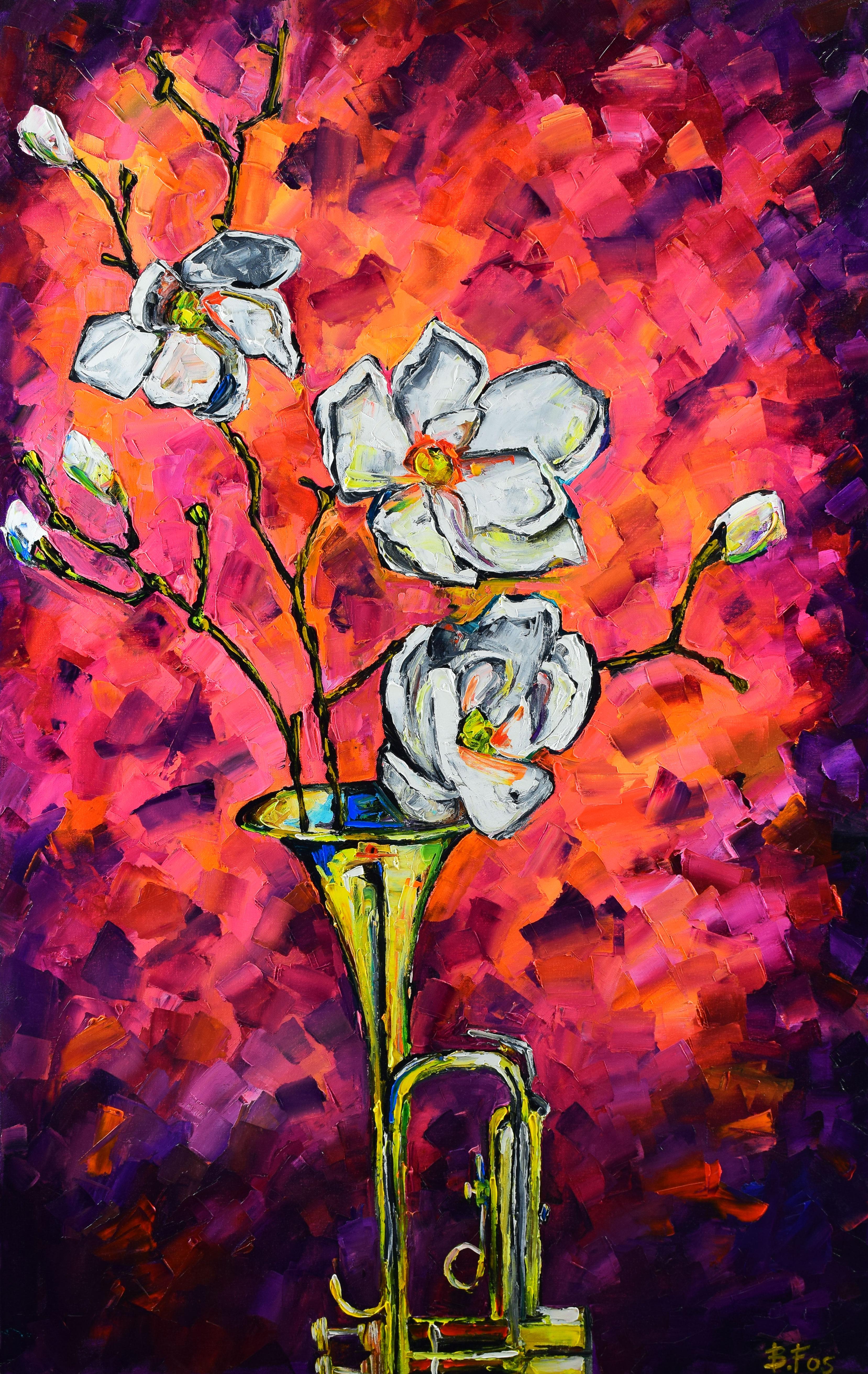 Brass magnolias