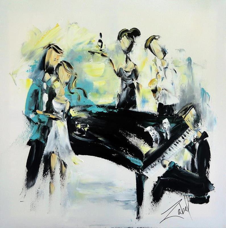 Zabel-Ambiance, Musique et Romance 30x30