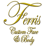 Ferris Custom Face and Body Logo